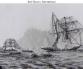Capture of a slave ship
