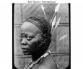 Ngombe woman Bangalla region Upper Congo
