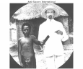 Atrocities - Swedish missionary and mutilated child