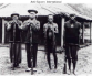 Belgian Congo Atrocities- Three Sentries