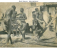 Slaves working in compound