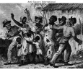 A slave family being forcibly separated